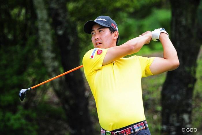 J.B.パクが8アンダーとして2週連続の首位で発進した 2015年 ミュゼプラチナムオープンゴルフトーナメント 初日 J.B.パク