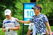 2015年 ミュゼプラチナムオープンゴルフトーナメント 初日 J.チョイ