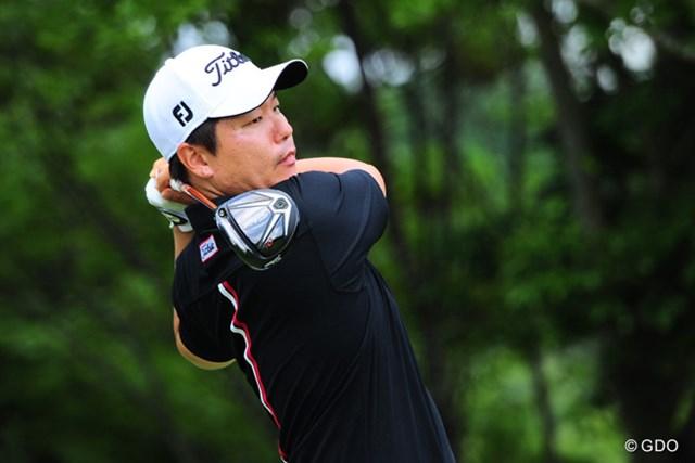 「60」をマークしたチョ・ミンギュが首位タイに浮上した