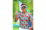 2015年 ミュゼプラチナムオープンゴルフトーナメント 2日目 J.チョイ
