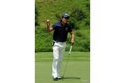 2015年 ミュゼプラチナムオープンゴルフトーナメント 2日目 矢野東