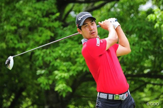 2015年 ミュゼプラチナムオープンゴルフトーナメント 3日目 J.B.パク J.B.パクが2打差で首位を守り、逃げ切り態勢に入った