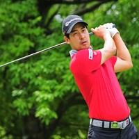 J.B.パクが2打差で首位を守り、逃げ切り態勢に入った 2015年 ミュゼプラチナムオープンゴルフトーナメント 3日目 J.B.パク