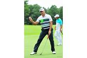 2015年 ミュゼプラチナムオープンゴルフトーナメント 2日目 マイケル・ヘンドリー