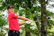 2015年 ミュゼプラチナムオープンゴルフトーナメント 2日目 小池一平