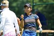 2015年 全米女子オープン 3日目 葭葉ルミ