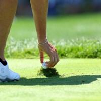"""柔らかいアメリカの土地では、大きな""""ティペグ""""が簡単にできた 2015年 全米女子オープン 3日目 ローラ・デービース"""