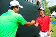 2015年 ミュゼプラチナムオープンゴルフトーナメント 最終日 J.B.パク