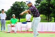 2015年 ミュゼプラチナムオープンゴルフトーナメント 最終日 キム・キョンテ、チョ・ミンギュ