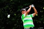 2015年 ミュゼプラチナムオープンゴルフトーナメント 最終日 白佳和