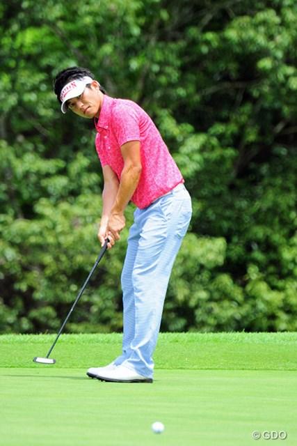 2015年 ミュゼプラチナムオープンゴルフトーナメント 最終日 今田竜二 今田竜二の日本ツアー3連戦が終了。次週は4カ月ぶりのPGAツアー出場となる