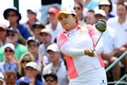 2015年 全米女子オープン 最終日 朴仁妃