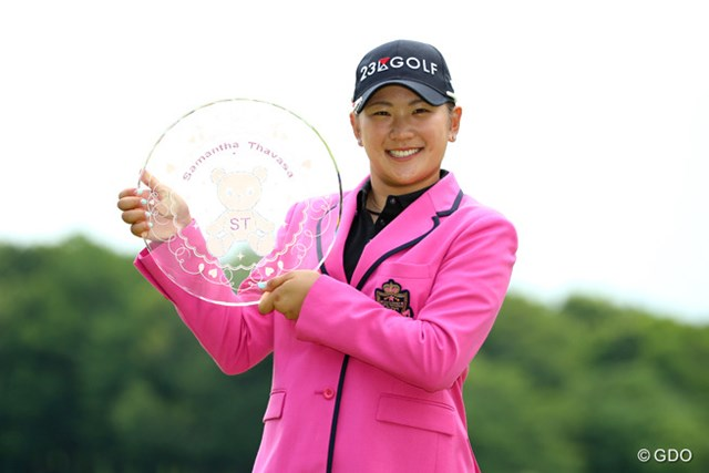 昨年の大会では成田美寿々が、香妻琴乃をプレーオフで制し、逆転でシーズン3勝目を飾った