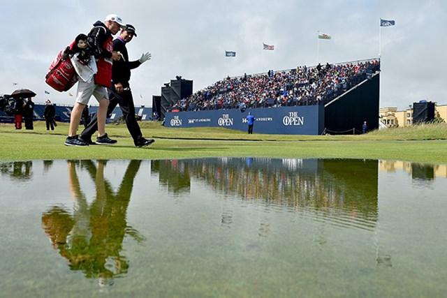 全英オープン2勝を誇るパドレイグ・ハリントン(Stuart Franklin/Getty Images)