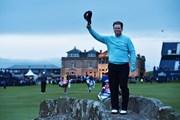 2015年 全英オープン 2日目 トム・ワトソン