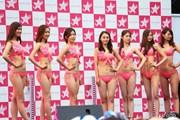 2015年 サマンサタバサ ガールズコレクション・レディース 2日目 藤田美里さん