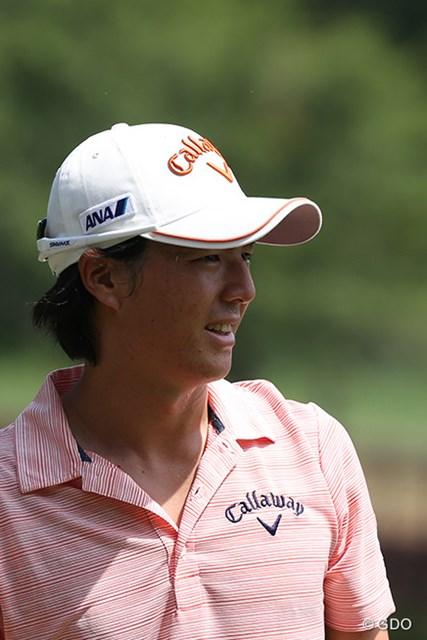 「今シーズンでは一番バーディチャンスが多かった」。ショットの手応えに石川遼の表情は清々しかった
