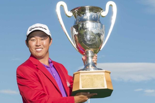 昨年はデビッド・リプスキーがツアー初優勝を飾った※アジアンツアー提供