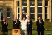2015年 全英オープン 最終日 ザック・ジョンソン