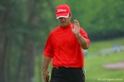 国内男子 UBS日本ゴルフツアー選手権 初日 G.マイヤー