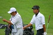 国内男子 UBS日本ゴルフツアー選手権 2日目 五十嵐雄二