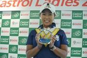2015年 カストロールレディース 最終日 金田愛子