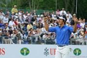国内男子 UBS日本ゴルフツアー選手権 2日目 石川遼