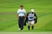国内男子 UBS日本ゴルフツアー選手権 2日目 丸山茂樹