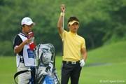 国内男子 UBS日本ゴルフツアー選手権 2日目 近藤共弘