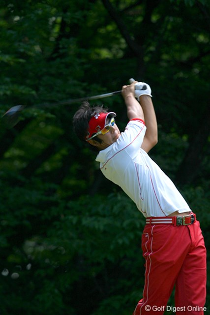 UBS日本ゴルフツアー選手権 宍戸ヒルズ 最終日 石川遼 遼のドライバー