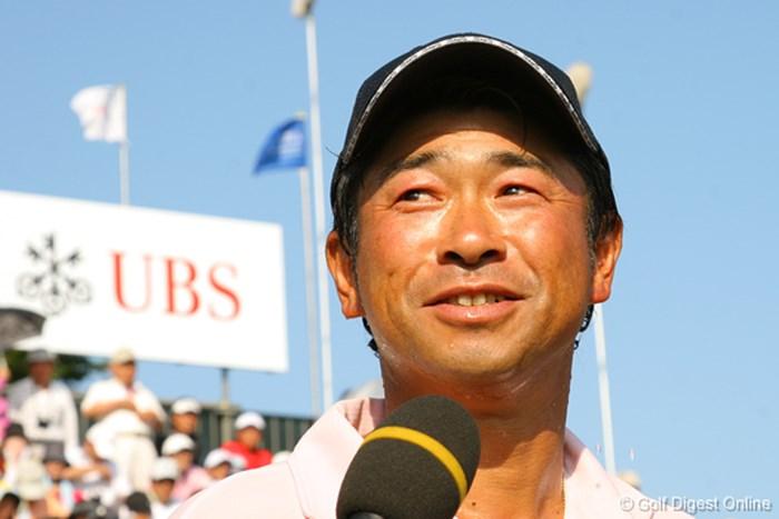 初優勝がメジャータイトル!初めてのシード権はなんと5年間という五十嵐雄二 UBS日本ゴルフツアー選手権