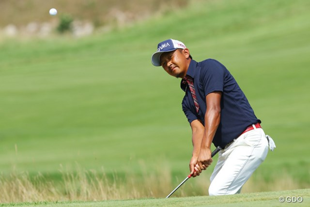 2015年 全米プロゴルフ選手権 最終日 岩田寛 岩田寛は通算7アンダーで4日間の戦いを終えた
