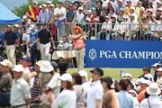2009年 日本プロゴルフ選手権大会事前 片山晋呉