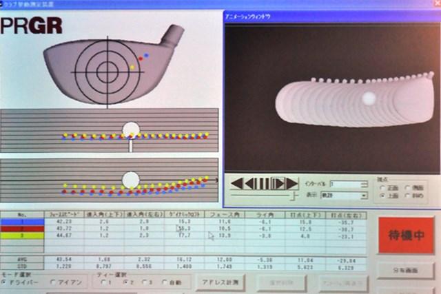 (画像 3枚目) 確かなテークバックにするたった2つのポイント サイエンスフィット 2-2