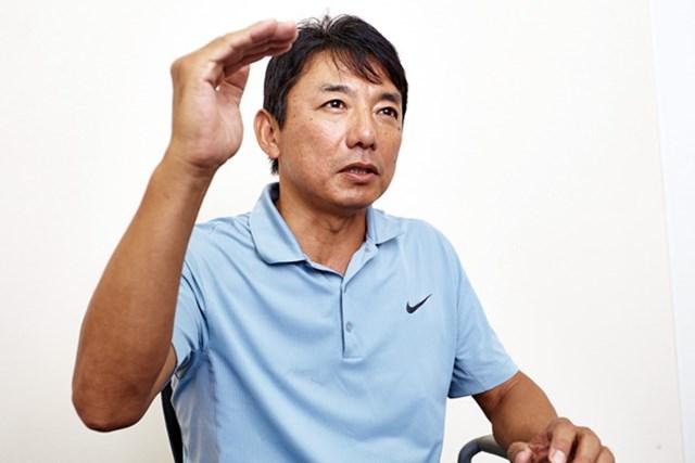 ツアープロのトレーナーも務める松本さん
