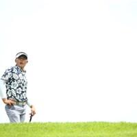 僕がもしCDジャケットを作ったらこう。 2015年 RIZAP KBCオーガスタゴルフトーナメント 2日目 上田諭尉