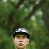 ミーアキャットじゃねーぞ。 2015年 RIZAP KBCオーガスタゴルフトーナメント 2日目 キム・ドフン
