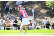 サントリーレディスオープンゴルフトーナメント2日目 諸見里しのぶ