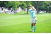 サントリーレディスオープンゴルフトーナメント2日目 古閑美保