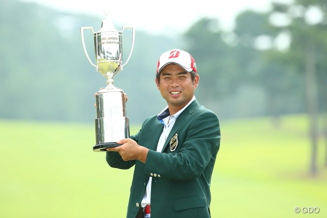 池田勇太が今季初勝利 通算13勝目を完全優勝で飾る