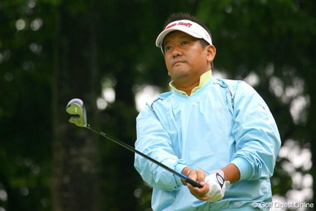 2009年 日本プロゴルフ選手権 第1ラウンド 篠崎紀夫 篠崎紀夫が首位タイ発進! 北海道は初勝利を飾った地でもある