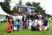 2015年 RIZAP KBCオーガスタゴルフトーナメント 最終日 池田勇太