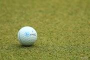 2015年 RIZAP KBCオーガスタゴルフトーナメント 最終日 藤田寛之 ボール