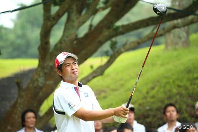 池田勇太が今季初勝利で通算13勝目。後続に5打差をつける圧勝だった