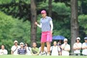 2009年 サントリーレディスオープンゴルフトーナメント 3日目 若林舞衣子