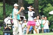 2009年 サントリーレディスオープンゴルフトーナメント 3日目 有村智恵