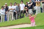 2009年 サントリーレディスオープンゴルフトーナメント 3日目 森田理香子