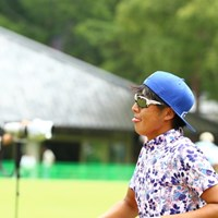一応ゴルファーです。 2015年 フジサンケイクラシック 初日 J.チョイ