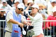 2009年 サントリーレディスオープンゴルフトーナメント 3日目 古閑美保