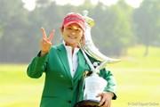 2009年 サントリーレディスオープンゴルフトーナメント 最終日 諸見里しのぶ